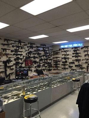 Belmont Firearms Range